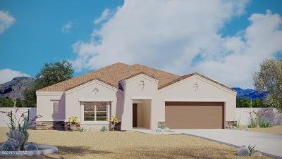 Marana Single Family Home For Sale: 8924 W Blakebrook Road