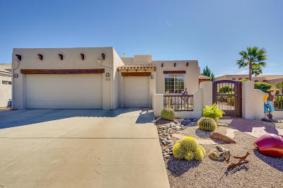 Green Valley Single Family Home For Sale: 2693 S Chipshot Drive