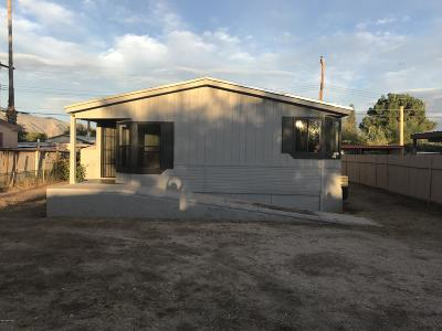 Pima County Manufactured Home For Sale: 4738 N Iroquois Avenue