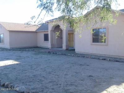 Rio Rico Single Family Home Active Contingent: 943 Circulo Tumbleweed
