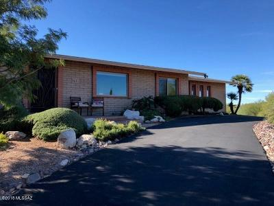 Pima County, Pinal County Single Family Home Active Contingent: 640 N Constitution Drive