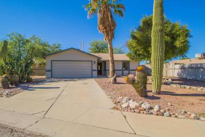 Tucson Single Family Home For Sale: 5871 N Edenbrook Lane