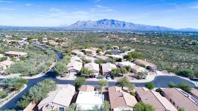 Tucson Single Family Home Active Contingent: 3712 N Banner Mine Drive
