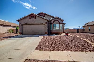 Cortaro Crossing Blks I-Ii (1-119), Cortaro Ranch (1-297), Cortaro Ridge (1-124) Single Family Home For Sale: 5705 W Cortaro Crossing Drive