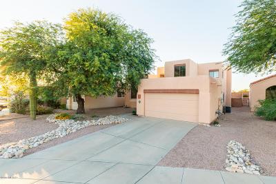 Tucson Single Family Home For Sale: 5525 N Hopbush Place