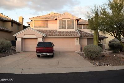 Oro Valley Single Family Home Active Contingent: 1194 W Masters Circle