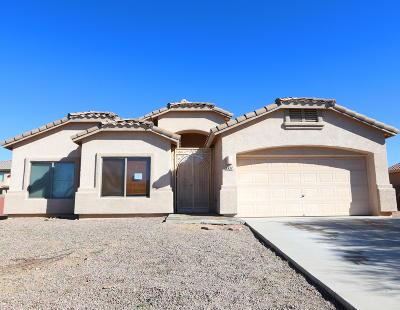 Tucson Single Family Home For Sale: 4427 S Camino De Oeste