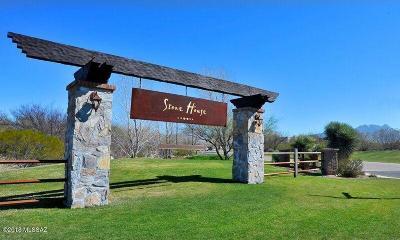 Sahuarita Single Family Home Active Contingent: 2677 E Reata Ridge Place
