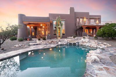 Tucson Single Family Home For Sale: 11670 E Miles Street