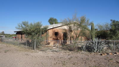 Tucson Single Family Home For Sale: 3045 W Century Drive