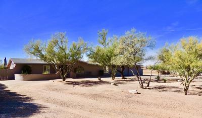 Tucson Single Family Home Active Contingent: 941 W Calle Dadivoso