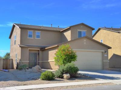 Sahuarita Single Family Home For Sale: 1309 W Camino Mesa Sonorense