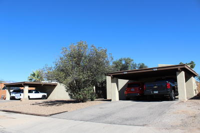 Tucson Residential Income For Sale: 1656 N Catalina Avenue