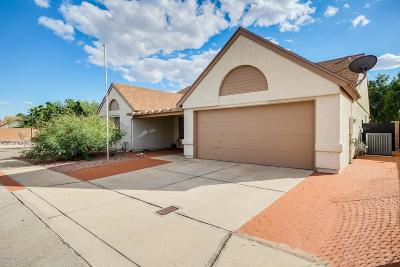 Tucson Single Family Home For Sale: 4301 W Viewpointe Place