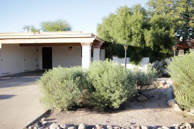 Tucson Townhouse For Sale: 4143 E La Cienega Drive