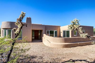 Tucson Single Family Home For Sale: 8424 E Rawhide Trail