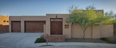 Marana Single Family Home For Sale: 4807 W New Shadow Way