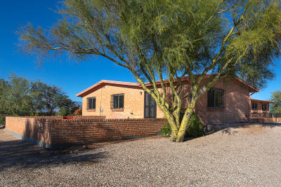 Tucson Single Family Home For Sale: 11201 E Pantano Trail