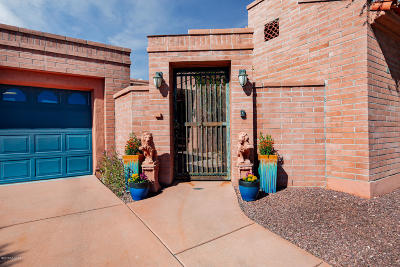 Tucson Single Family Home For Sale: 404 S Via De Los Campos