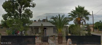 Tucson Single Family Home For Sale: 302 E District Street