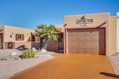 Green Valley Townhouse For Sale: 346 N Calle Del Chancero