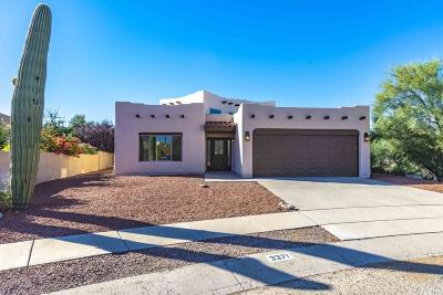 Tucson Single Family Home For Sale: 3371 W Desert Turtle Way