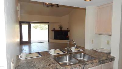 Tucson Single Family Home For Sale: 2125 E Carob Lane