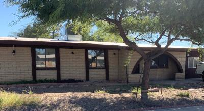 Tucson Single Family Home For Sale: 2389 W Sumaya Place