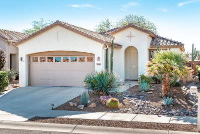 Tucson Single Family Home For Sale: 7995 W Morning Light Way