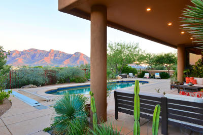 Oro Valley Single Family Home For Sale: 557 W Soaring Hawk Place