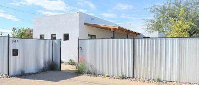 Tucson AZ Single Family Home Active Contingent: $347,500