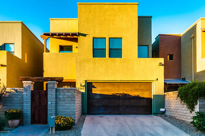 Tucson Single Family Home For Sale: 261 E Calderwood Road