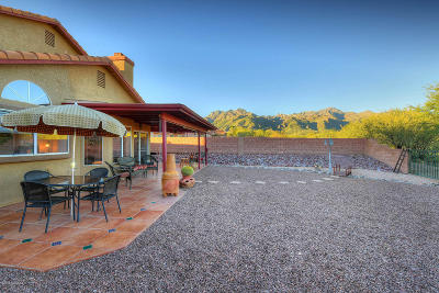 Tucson Single Family Home For Sale: 5530 N Barrasca Avenue