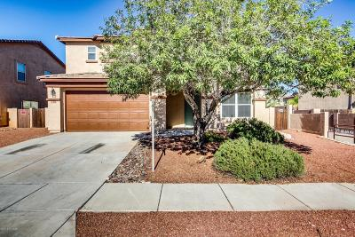 Tucson Single Family Home For Sale: 3571 E Fox Trotter Road
