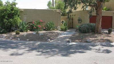 Tucson Townhouse For Sale: 5322 E Beverly Fair Drive