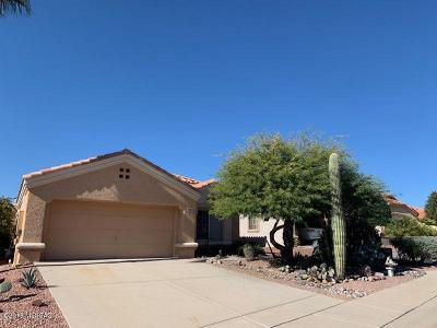 Oro Valley Single Family Home For Sale: 14227 N Trade Winds Way
