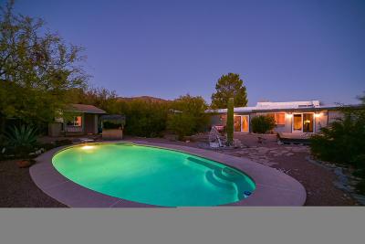 Tucson Single Family Home For Sale: 5061 N Calle Tobosa