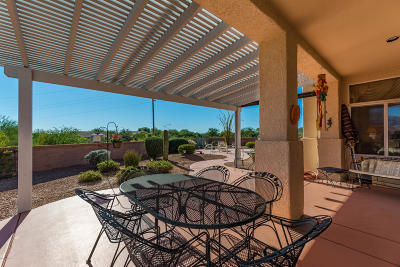 Oro Valley Single Family Home Active Contingent: 882 E Grass Meadow Place