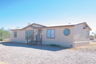 Manufactured Home For Sale: 16655 W El Tiro Road