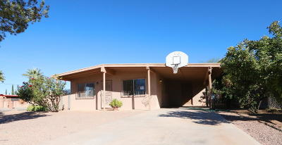 Tucson Single Family Home For Sale: 341 W Aragon Road