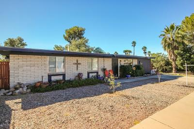 Tucson Single Family Home For Sale: 3737 W Cromwell Drive