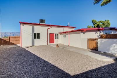 Tucson Single Family Home For Sale: 7901 E Scarlett Street
