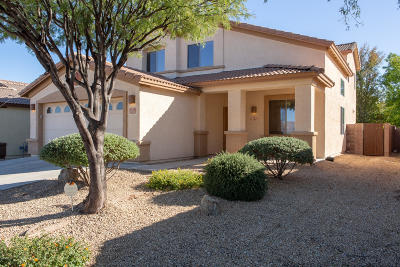 Vail AZ Single Family Home For Sale: $235,000