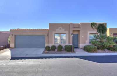 Pima County Manufactured Home Active Contingent: 1245 W Calle Playa De Siesta