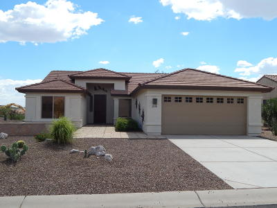 Green Valley Single Family Home Active Contingent: 2350 E Skywalker Way