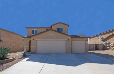 Sahuarita Single Family Home Active Contingent: 1111 W Camino Luna Llena