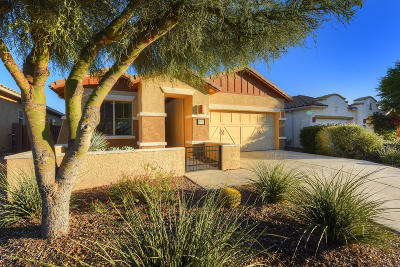 Oro Valley Single Family Home Active Contingent: 13470 N Atalaya Way N