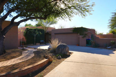 Single Family Home For Sale: 1601 W Chimayo Place