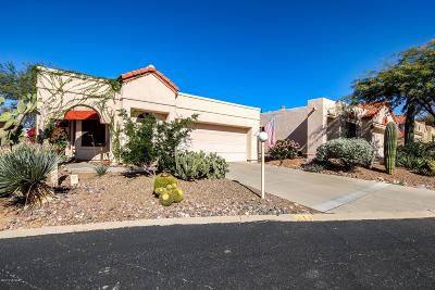 Oro Valley Single Family Home Active Contingent: 211 E Highcourte Lane