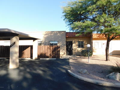 Pima County Townhouse Active Contingent: 982 S Pantano Road